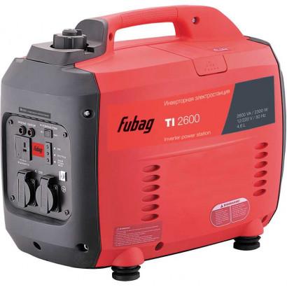 Генератор бензиновый 2,3 кВт FUBAG TI 2600