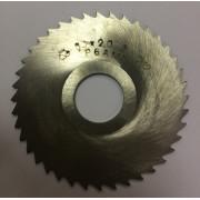 Фреза по металлу дисковая отрезная ф 80х2,0 Р6М5 МИЗ