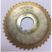 Фреза по металлу дисковая отрезная ф100х3,0 Р6М5 МИЗ