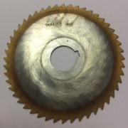 Фреза по металлу дисковая отрезная ф125х2,0 Р6М5 МИЗ