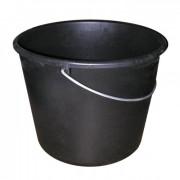 Ведро строительное 12л, пластиковое круглое ЭНКОР