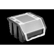 Контейнер с крышкой пластик 16,1x11,6x 7,5см Topex