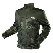 Блуза рабочая камуфляж CAMO series, pазмер 54/XL Neo (м)