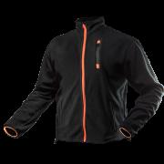 Блуза рабочая флисовая Outdoor series черная, pазмер 52/L Neo
