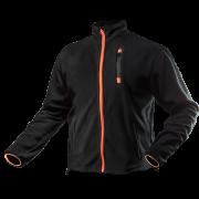 Блуза рабочая флисовая Outdoor series черная, pазмер 56/XL Neo