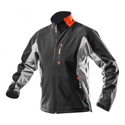Куртка рабочая водо(5000мм) и ветронепроницаемая Softshell Outdoor series, pазмер 56/XL Neo (м)