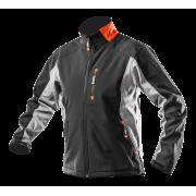 Куртка рабочая водо(5000мм) и ветронепроницаемая Softshell Summer series, pазмер 58/XXL Neo
