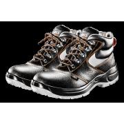 Ботинки рабочие S1, кожаные стальной носок pазмер 43 Neo