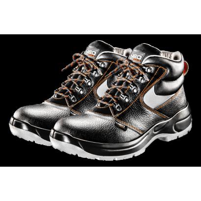 Ботинки рабочие S1 SRA, кожаные стальной носок pазмер 46 Neo