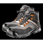 Ботинки рабочие S3, замша композитный носок pазмер 44 Neo