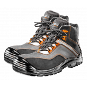 Ботинки рабочие S3, замша композитный носок pазмер 45 Neo