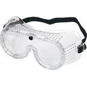 Очки защитные прямая вент незапотев Topex
