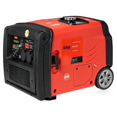 Генератор бензиновый 2,8 кВт FUBAG TI 3200