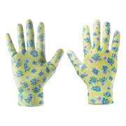 Перчатки садовые с нитриловым покрытием, размер  8