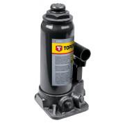 Домкрат гидравлический  3т./195-370мм бутылочный Topex