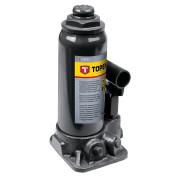 Домкрат гидравлический 10т./230-460мм бутылочный Topex