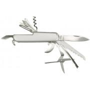 Нож перочинный, 11 функций, нержавеющая сталь Topex