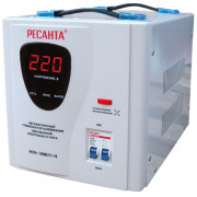 Стабилизатор напряжения  3,0кВт РЕСАНТА ACH-3 000/1-Ц коробка