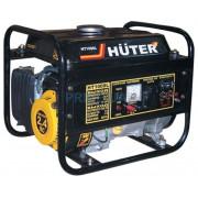 Генератор бензиновый 1 кВт Huter НТ1000L 64/1/2 коробка