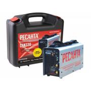 Сварочный инвертор 220А РЕСАНТА САИ-220 кейс