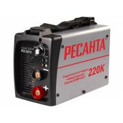 Сварочный инвертор 220А РЕСАНТА САИ-220К (компакт) коробка
