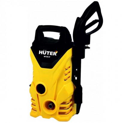 Мойка высокого давления 1400Вт/342л/105бар Huter W105-QC коробка