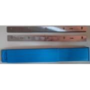 Нож БЕЛМАШ 250мм СДМ-2200, SDM-2200M, TD-2500 HSS комплект 2шт